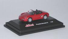 Porsche Boxster - 1:87 / H0 Gauge - Schuco (25166)