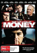 For the Love of Money - Yuda Levi DVD NEW