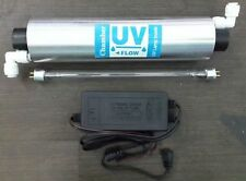 "UV Lamp 8"" + UV Chamber + Adapter For RO Water Filter Purifier  With Warranty"