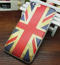 Coque pour Apple iPhone 6 Plus case cover protection-UK Flag/Drapeau Royaume Uni