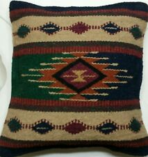 "Southwest Native Style Sofa or Bed Pillow Cover 18in X 18in ""The Santa Fe"""
