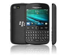 New Original BlackBerry 9720 Black Unlocked Smartphone WIFI GPS QWERTY GSM Bar