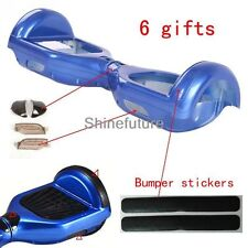 """Outer Shell Cover Case Parts for 6.5"""" Self balancing Electric Drifting Scooter"""