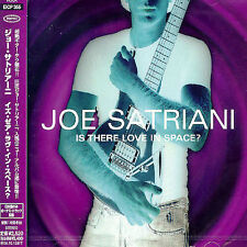 Is There Love in Space? [Bonus Track] by Joe Satriani (CD, Apr-2004, Sony)