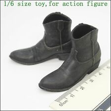 L39-11 1/6 scale action figure shoes, boots (solid,need pegs)