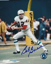 Bob Griese Dolphins Signed 8x10 Photo Autograph Auto Mounted Memories