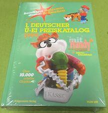 Preisführer,Buch,TB,1.Deutscher Ü-Ei Preiskatalog, 1999