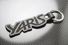 Toyota Yaris De Lujo de Cuero Llavero SCHLÜSSELRING Porte-clés T-SPORT VVTI espíritu