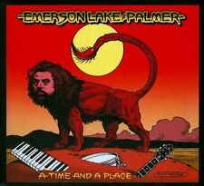 Emerson Lake and Palmer - A Time And A Place [4 CD] USA Shipping Included
