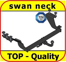 Towbar TowBall Opel / Vauxhall Combo B MK1 1994 to 2001 / swan neck Tow Hitch