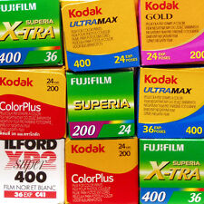 35mm Colour Film DEVELOPING SERVICE with CD or USB - 4.5mb Per Picture