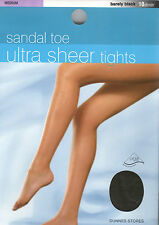 Dunnes Sandal Toe Ultra Sheer Tights