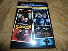 Die, Monster, Die! / The Dunwich Horror (Midnite Movies Double Feature) [1 DVD]
