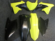 Suzuki RMZ450 2008-2016 X-Fun completo giallo/nero totale kit in plastica PK2008