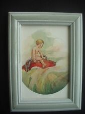 """THE WATER-BABIES"" ~FRAMED PRINT ~HARRY G. THEAKER ~c.1920s"