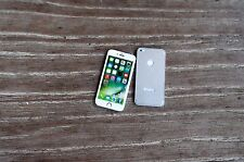 New Silver IPhone 7 Miniature Scale 1:6 for Blythe Barbie Puki Lati Revoltech