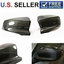 2007-2013 BMW X5M X6M E70 E71 Real Carbon Fiber Mirror Covers New