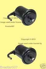 Set of 2_Gas Fuel Filters_Injection_Strainer Cartridge_for Mazda_RX7_1993-1995_