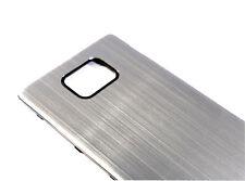 Metall Akkudeckel Gehäuse Battery Cover Case für Samsung Galaxy S2  (Silber)