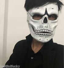 James Bond 007 Spectre Mask FRP Skull Skeleton Full Face prop Cosplay masquerade