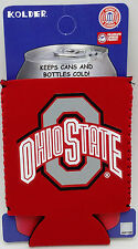 Ohio State Buckeyes Can Holder 12 oz. Collapsible (Koozie) by Kolder