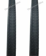 2PAK Kenda Kwick Trax 700 x 28c Road Hybrid Bike Tires Anti Puncture Reflective