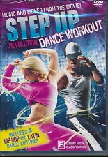 Step Up!: Revolution Dance Workout DVD Region 4 New Free Shipping.