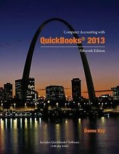 Computer Accounting with QuickBooks 2013-ExLibrary