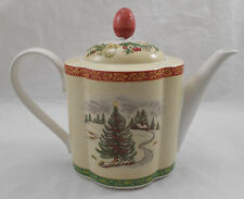 Villeroy & and Boch FESTIVE MEMORIES teapot / coffee pot NEW NWL
