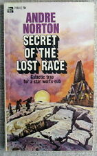 Secret of the Lost Race by Andre Norton PB Ace 75831 - xenophobic maniac