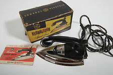 Vintage Antique GE Visualizer Speed Iron F43, In Original Box, Made in USA