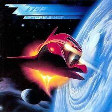 Afterburner by ZZ Top (CD, 1985, Warner Bros.)