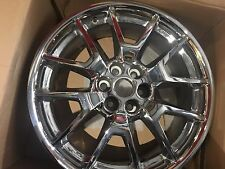"Cadillac SRX Wheel Rim 2013 2014 2015 2016 20"" Factory Caddy Rim #4709 Chrome"