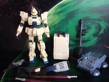 """BANDAI GUNDAM RX-79(G) EZ8 ( 4"""" ) ACTION FIGURE #2 USED"""