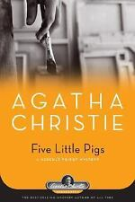 Five Little Pigs: A Hercule Poirot Mystery (Agatha Christie Mysteries Collection