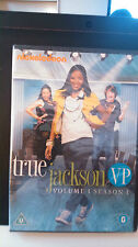 True Jackson VP Season 1 V.1 Region 2 PAL [DVD] BRAND NEW & SEALED FREE POSTAGE