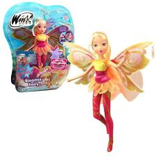 Winx Club - Bloomix Fairy Puppe - Fee Stella 28cm