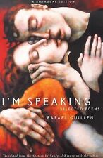 I'm Speaking: Selected Poems, Bilingual Edition (Spanish and English E-ExLibrary