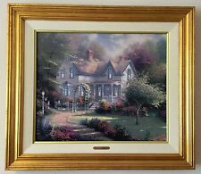 """Home Is Where The Heart Is II"" on canvas, Signed and Numbered (S/N), #2329"