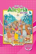 Reina Valera Children's Joy Bible - Girl's: Biblia Alegria para Ninas Spanish E