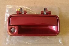 MGZR ROVER 25  (New Genuine) DRIVER  DOOR HANDLE NIGHTFIRE RED PBT  CXB000910