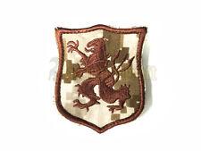 NSWDG Gold Team Lion Patch (AOR1) Devgru AOR2 Navy Seals mbss lbt