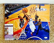 Michael Carter Williams Signed Autograph 11x14 Photograph Philly 76ers NBA JSA