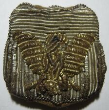Knight of the Golden Dragon - Bullion Eagle Badge W/ Snaps - Span Am Vets