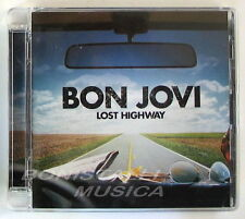 BON JOVI - LOST HIGHWAY - CD Never Played