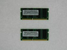 512MB 2X256MB PC133 SODIMM SDRAM 144pin memory so-dimm Laptop Notebook 133Mhz
