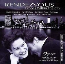 FREE US SH (int'l sh=$0-$3) NEW CD Various Artists, Neal Schon, Myt: Rendezvous: