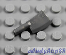 LEGO - Meat Cleaver Flat Silver Knife Chef Cook - Food Utensil Minifigure City