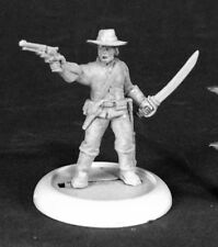 USCW CAVALRY OFFICER - Reaper Miniatures Chronoscope Pewter - 50333