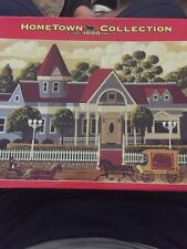 Heronim Hometown Jigsaw Puzzle Farm Store Delivery